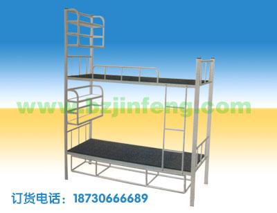 学生上下床材质: 1,床面:多层胶合板,模压板,细木工板,表面贴防火板